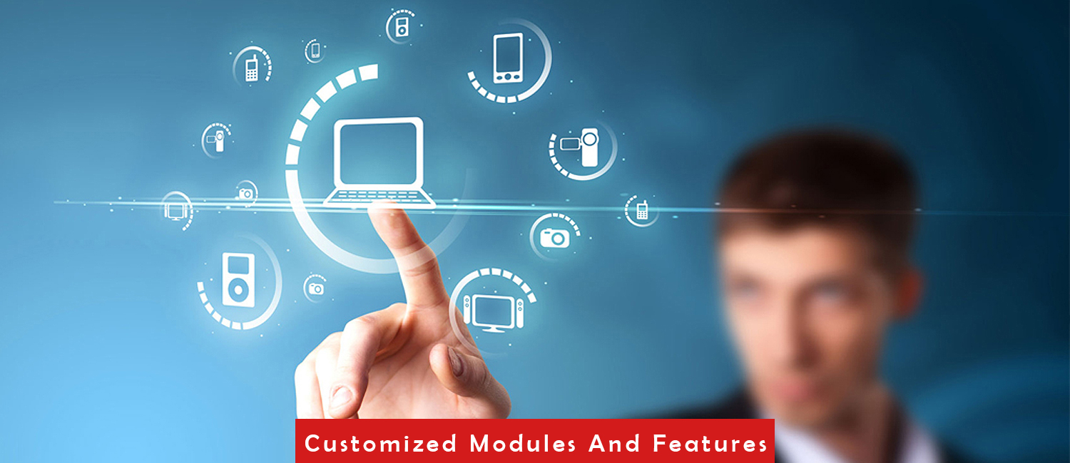 Customized Modules and Features